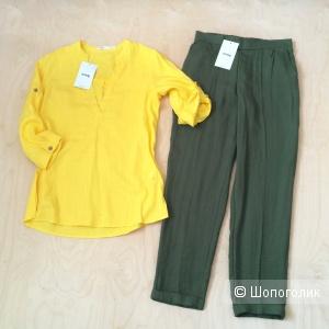 Комплект блузка и брюки Sinsay размер XS-S