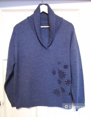 Пуловер/ свитер, Donna Enrica, 46/50 размер