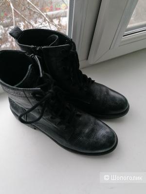 Кожаные ботинки Borgo Mediceo размер 40-41
