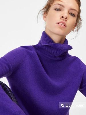 Шерстяной свитер-водолазка hessnatur, размер m/l
