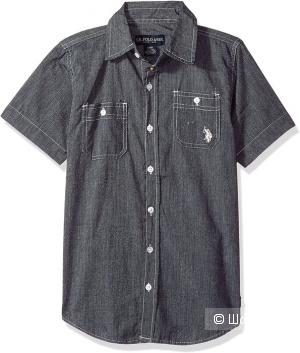 Рубашка US polo assn размер 8 лет