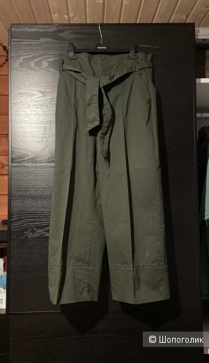 Брюки-кюлоты Massimo Dutty размер 40