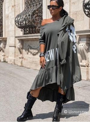 Платье NEW YORK Italy, oversize