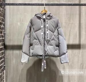 Куртка- пуховик Khrisjoy размер 40-46