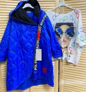 Куртка пальто утепленная Acqua & Limone, 48-54