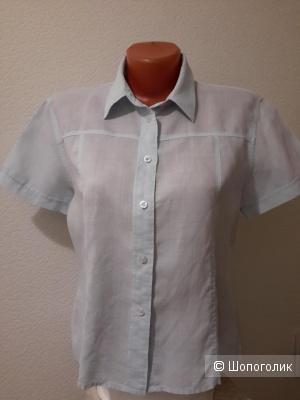Блуза рубашка MONTEGO,  размер 46-48 (L) размер