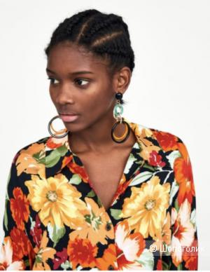 Блуза ZARA, размер M/L