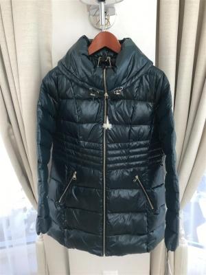 Удлиненная куртка-пуховик Karl Lagerfeld размер XL.
