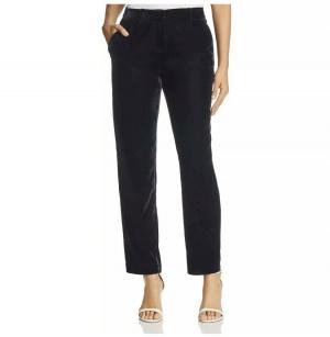 Бархатные брюки Elie Tahari, размер S/M