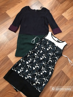 Два платья Massimo Dutti и Ivanka Trump 44 размер
