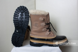 Сапоги ботинки сноубуты Sorel Caribou, 42,5-43