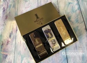 Подарочные наборы мужского парфюма