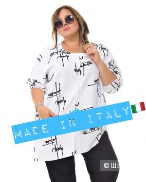 Туника платье спорт шик MODA ITALIA, 48-60