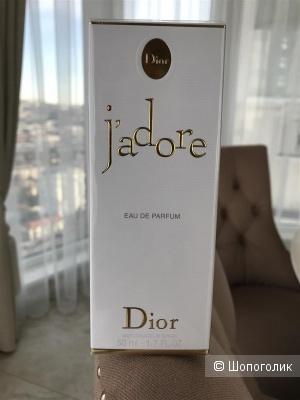 Туалетная вода Christian Dior J'adore 50ml.