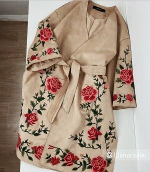 Пальто - кимоно Zara