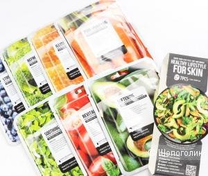 Superfood Salad for Skin набор масок ( 7*25 мл)