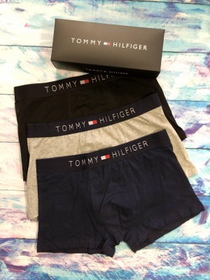 Мужские боксеры Tommy Hilfiger,размер  52-54