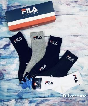 Подарочный набор мужских носков Fila