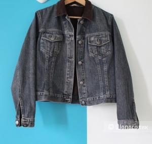 Джинсовая куртка утепленная Timberland М
