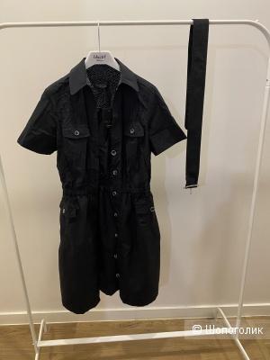 Платье-рубашка, twin-set, размер М -S