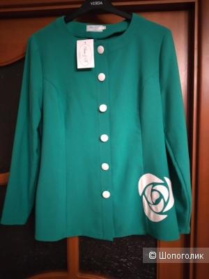 Пиджак жакет Anna& K 52 размер