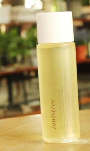 Innisfree Жидкость для снятия лака с маслом мандарина Eco Nail Remover,100 мл