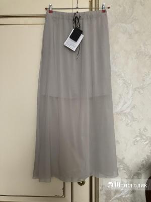Шелковая юбка FABIANA FILIPPI, размер S-M