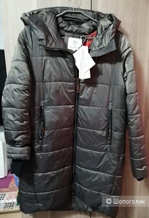 Куртка-пальто Мари Фаин 44 размер.
