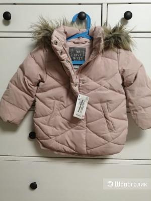 Курточка для девочки Rezerved 86 см.