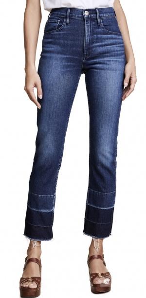 Джинсы 3x1, размер джинсовый 32