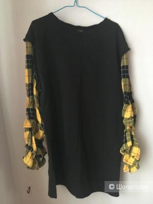 Туника платье Zara размер S/M