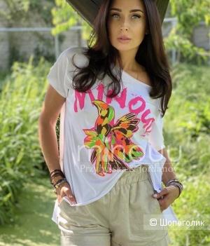 Блуза футболка MINOUU polska, 44-52