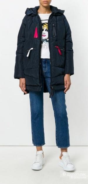 Пуховик ARMANI jeans, размер 42-46 ( на ярлыке - 44)