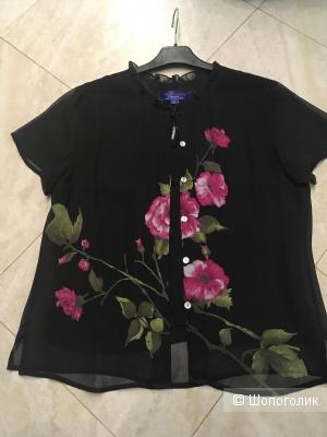Блузка размер 46-50
