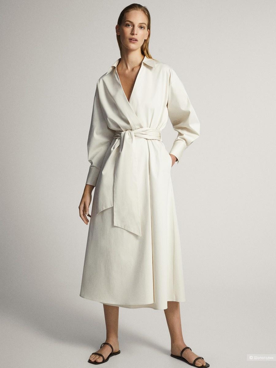 Платье Massimo dutti 46 размер
