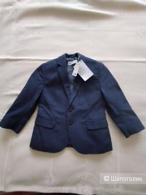 Пиджак для мальчика H&M 92 см.