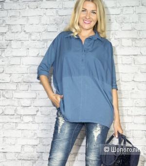 Рубашка блуза ZELANTE ITALY, 48-56