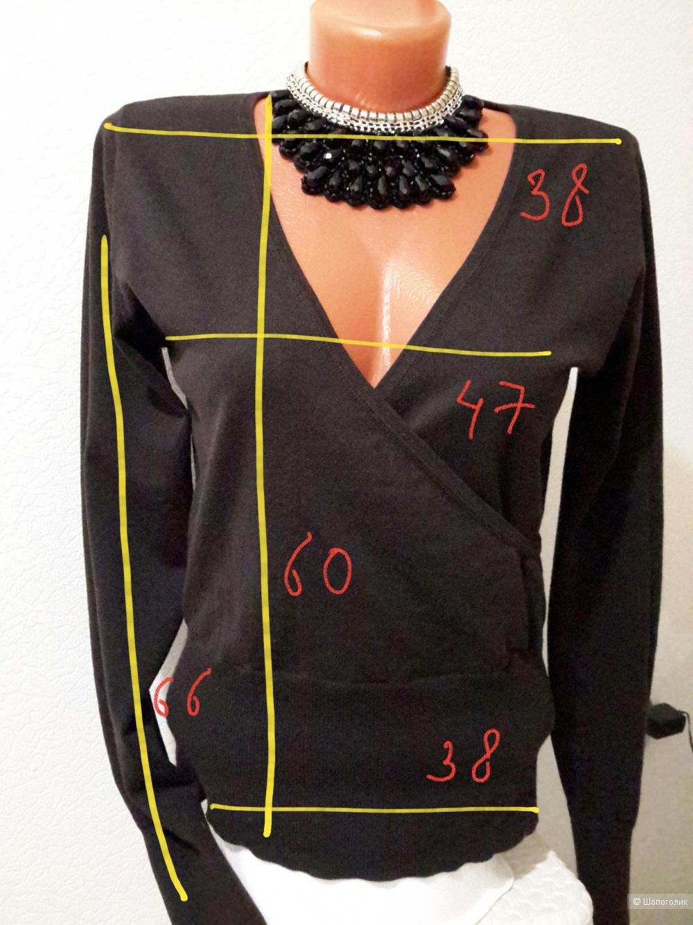 Пуловер с запАхом MARC O'POLO, размер L (46/48)