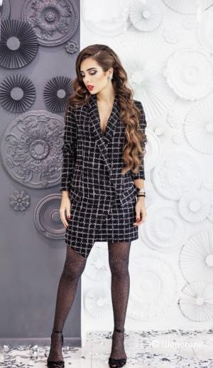 Платье-жакет «Be Trendy », размер Xs