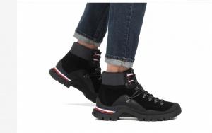 Ботинки Tommy Hilfiger. Размер USA 10.EUR 43.