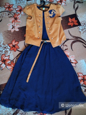 Платье  Made in Kyrgyzstan размер 44