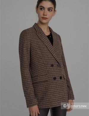 Пальто с шерстью, BEFREE, размер S + водолазка с шерстью в подарок