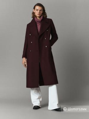 Пальто Massimo Dutti. Размер 48