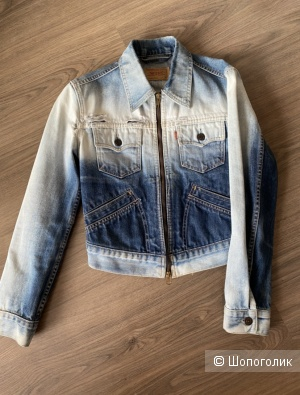 Джинсовая куртка Levi's for girls, pp S