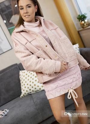 Куртка жакет teddy bastet оригинал, 42-50
