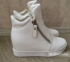 Женские ботиночки р.38, зима