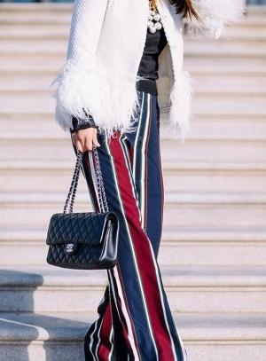 Широкие брюки H&M. Размер М.