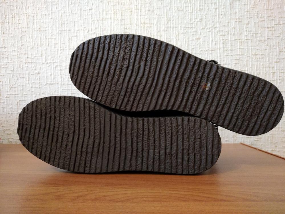 Кожаные кеды от PAOLO CONTE  размер 37