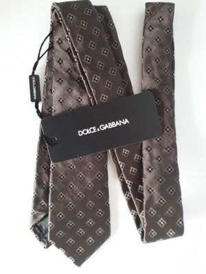 Галстук Dolce and Gabbana