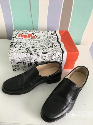 Туфли ботинки Лель на мальчика 33 размер
